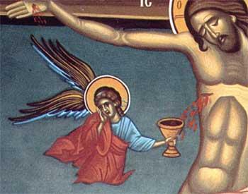 Αποτέλεσμα εικόνας για sfantul ioan gura de aur si crucea lui hristos